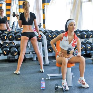 Фитнес-клубы Ухты