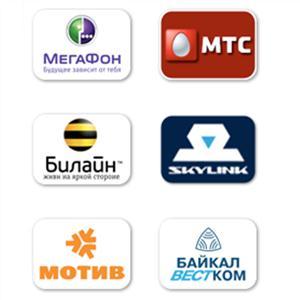 Операторы сотовой связи Ухты