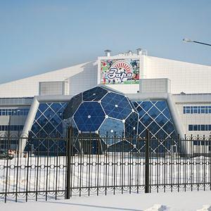 Спортивные комплексы Ухты